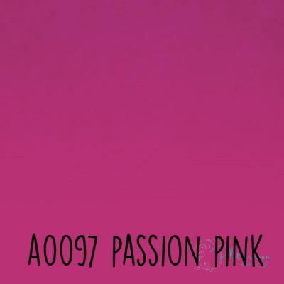 Siser effen flex A0097 Passion pink