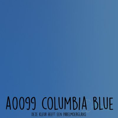 Siser effen flex A0099 Columbia blue
