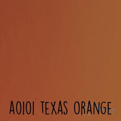 Siser effen flex A0101 Texas orange