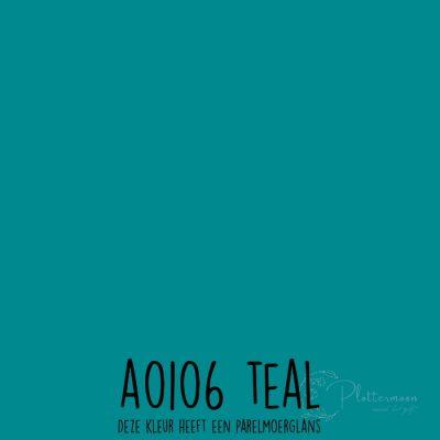 Siser effen flex A0106 Teal