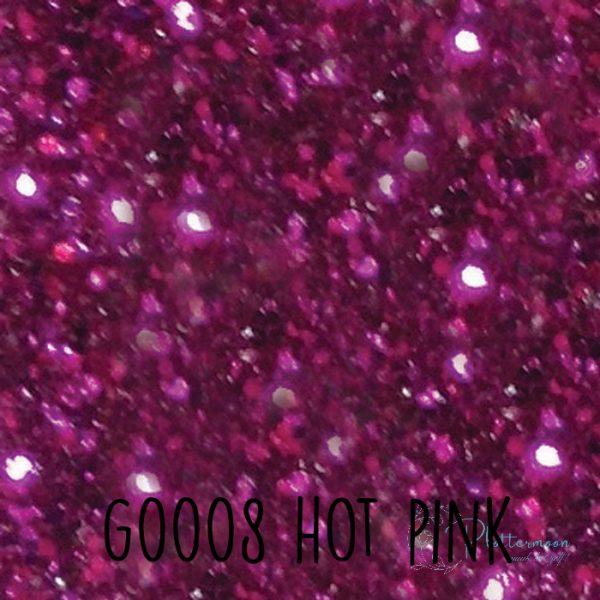 Siser glitter flex G0008 hot pink