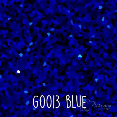 Siser glitter flex G0013 Blue