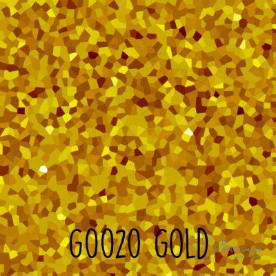 Siser glitter flex G0020 Gold