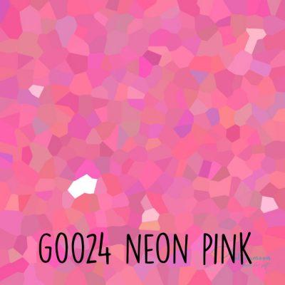 Siser glitter flex G0024 Neon pink