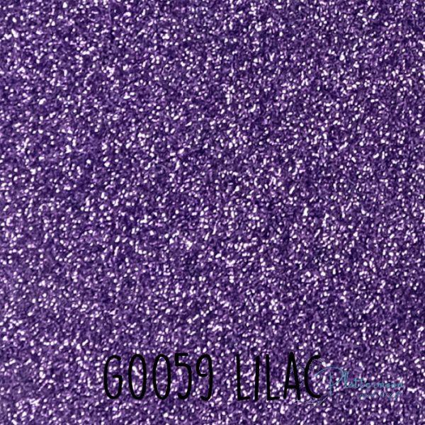 Siser glitter flex G0059 Lilac