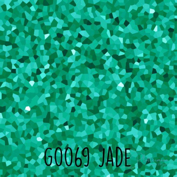 Siser glitter flex G0069 Jade