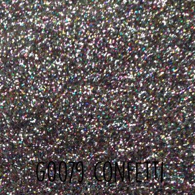 Siser glitter flex G0079 Confetti