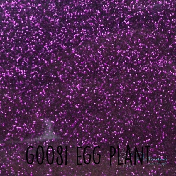 Siser glitter flex G0081 Eggplant