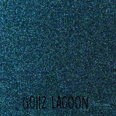 Siser glitter flex G0112 Lagoon