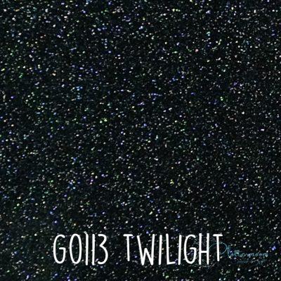 Siser glitter flex G0113 Twilight