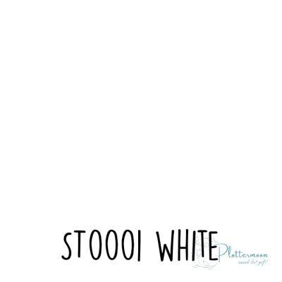 Siser stretch flex ST0001 White