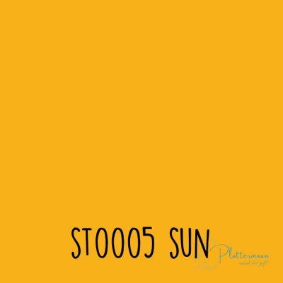 Siser stretch flex ST0005 Sun