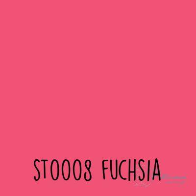 Siser stretch flex ST0008 Fuchsia