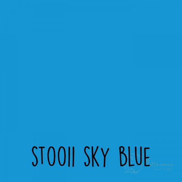 Siser stretch flex ST0011 Sky blue