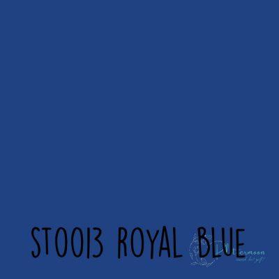 Siser stretch flex ST0013 Royal blue