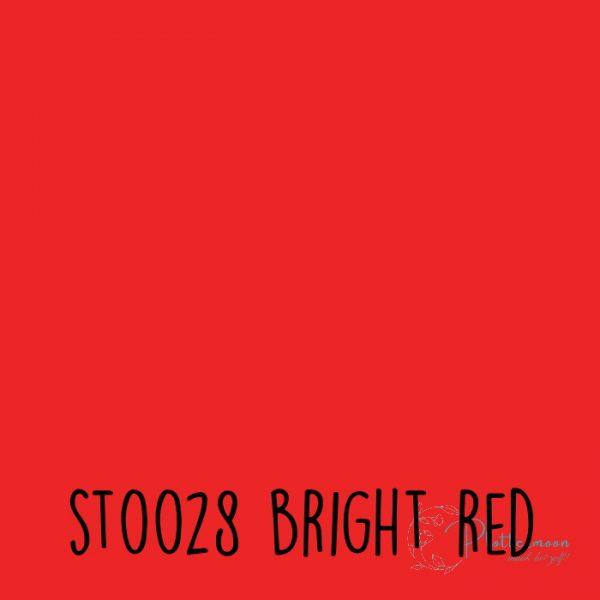 Siser stretch flex ST0028 Bright red
