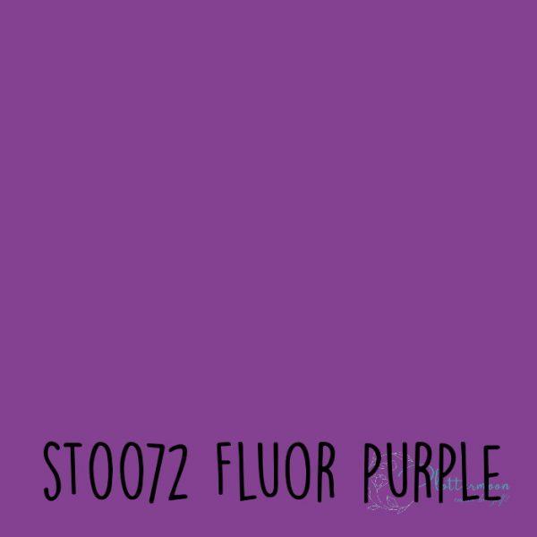 Siser stretch flex ST0072 Neon purple