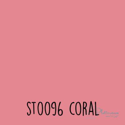 Siser stretch flex ST0096 Coral