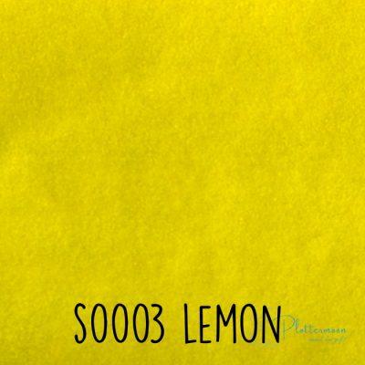 Siser flock S0003 Lemon