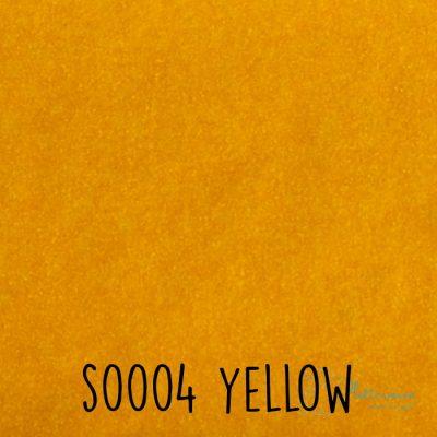 Siser flock S0004 Yellow