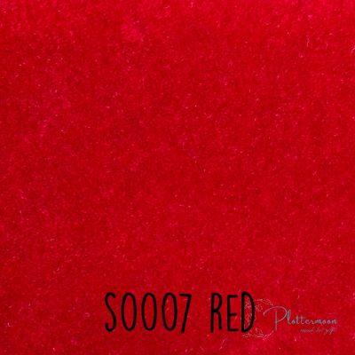 Siser flock S0007 Red