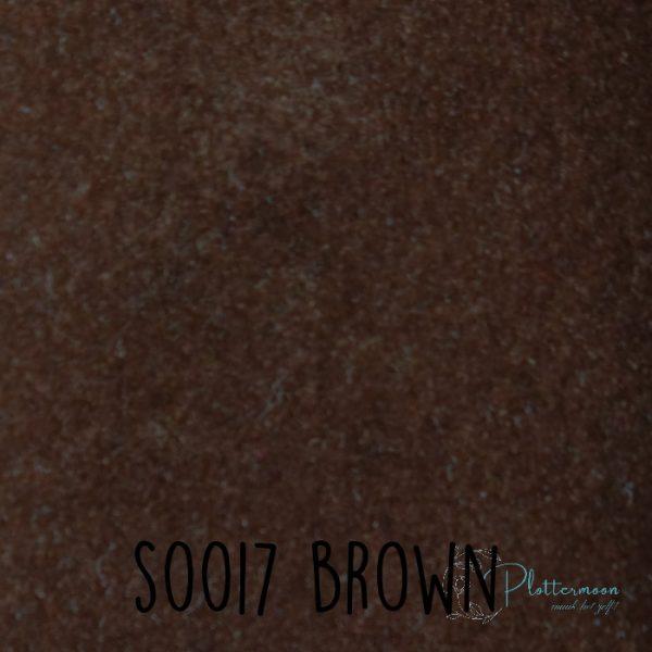 Siser flock S0017 Brown