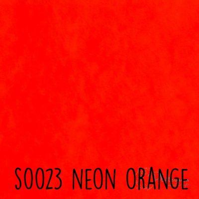 Siser flock S0023 Neon orange
