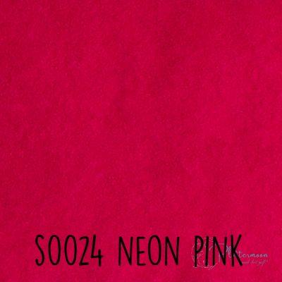 Siser flock S0024 Neon pink