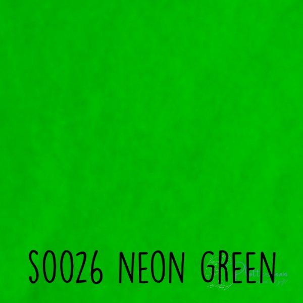 Siser flock S0026 Neon green