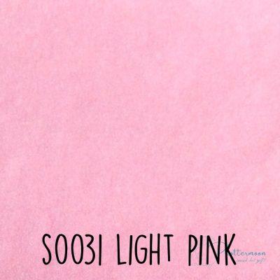 Siser flock S0031 Light pink